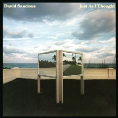 Just as I Thought - David Sancious