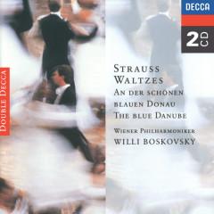 Strauss, J.II: Waltzes - Wiener Philharmoniker, Willi Boskovsky