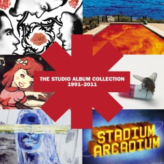 The Studio Album Collection 1991 - 2011 - Red Hot Chili Peppers