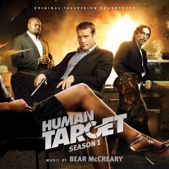 Human Target: Season 1 (Original Television Soundtrack) - Bear McCreary