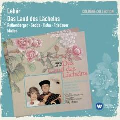 Lehár: Das Land des Lächelns [1994 Digital Remaster] (1994 Remastered Version) - Anneliese Rothenberger