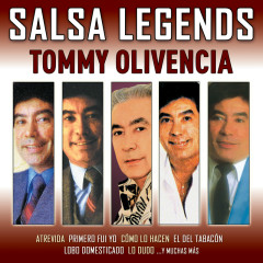 Salsa Legends - Tommy Olivencia