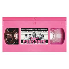 Pink Tape - f(x) The 2nd Album - f(x)