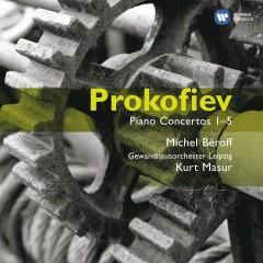 Prokofiev: Piano Concertos - Michel Beroff