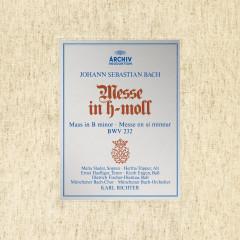 Bach: Mass in B Minor, BWV 232 - Münchener Bach-Orchester, Karl Richter, Münchener Bach-Chor