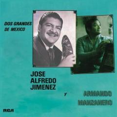 Dos Grandes de México - José Alfredo Jiménez