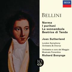 Bellini: Collectors Edition (10 CDs) - - Dame Joan Sutherland, Coro del Maggio Musicale Fiorentino, London Symphony Chorus, Ambrosian Opera Chorus, John McCarthy