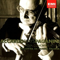 Accardo Plays Paganini - Vol. 2 - Salvatore Accardo