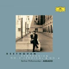 Beethoven: Symphonies Nos.3 & 4 - Berliner Philharmoniker, Claudio Abbado