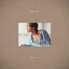 Press It - The 1st Album - TAEMIN