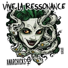 Vive la Ressonance EP - Anarchicks