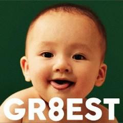 GR8EST CD1 - Kanjani8
