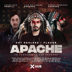 Apache (with Flakkë) - Cat Dealers, Flakkë