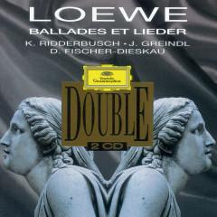 Loewe: Ballads and Lieder - Karl Ridderbusch, Richard Trimborn, Josef Greindl, Hertha Klust, Dietrich Fischer-Dieskau