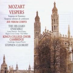 Verspers/ Ave Verum Corpus - Mozart - Lynne Dawson, David James, Rogers Covey-Crump, Paul Hillier, Choir of King's College, Cambridge