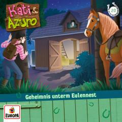020/Geheimnis unterm Eulennest - Kati & Azuro