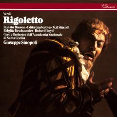 Verdi: Rigoletto - Giuseppe Sinopoli, Renato Bruson, Edita Gruberova, Neil Shicoff, Brigitte Fassbaender