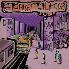 Rap Nos Trilhos! - Vol. 1 - Varios Artistas