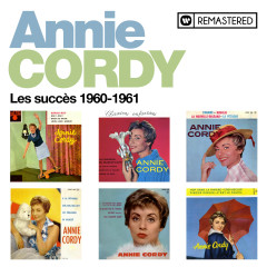 Les succès 1960-1961 (Remasterisé en 2020) - Annie Cordy