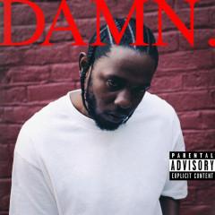 DAMN. - Kendrick Lamar
