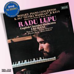Mozart: Piano Concertos Nos.12 & 21 etc - Radu Lupu, English Chamber Orchestra, Uri Segal