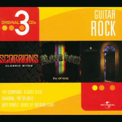 The Scorpions/ Rainbow/ Deep Purple - Scorpions,Rainbow,Deep Purple