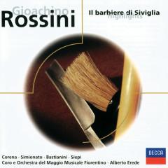 Rossini: Il barbiere di Siviglia - Highlights - Alvinio Misciano, Fernando Corena, Ettore Bastianini, Cesare Siepi, Rina Cavallari