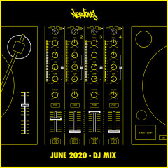 Nervous June 2020 (DJ Mix) - Various Artists