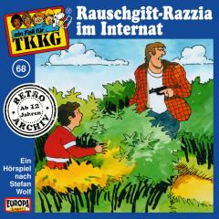 068/Rauschgift-Razzia im Internat