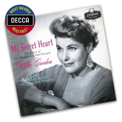 My Secret Heart - Hilde Gueden, Stanley Black and his Orchestra