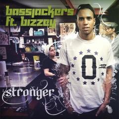 Stronger (feat. Bizzey) - Bassjackers, Bizzey