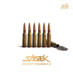 Roulette russe 6.5 - Sadek