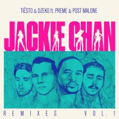 Jackie Chan (Remixes, Vol. 1) - Tiësto, Dzeko, Preme, Post Malone