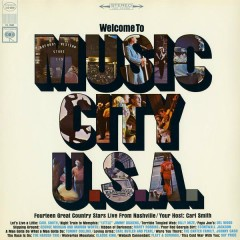 Welcome to Music City U.S.A.