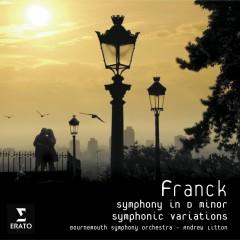 Franck Symphony & Symphonic Variations - Andrew Litton