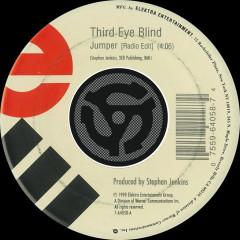 Jumper (Radio Edit) / Graduate (Remix) - Third Eye Blind