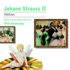 Strauss II: Waltzes - Willi Boskovsky, Wiener Johann Strauss Orchester