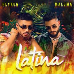 Latina (feat. Maluma) - Reykon, Maluma