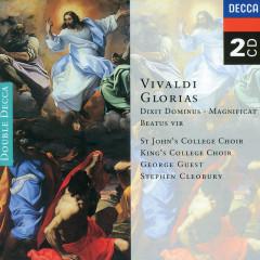 Vivaldi: Glorias, etc. - Choir Of St. John's College, Cambridge, George Guest, The Choir of King's College, Cambridge, Sir Philip Ledger