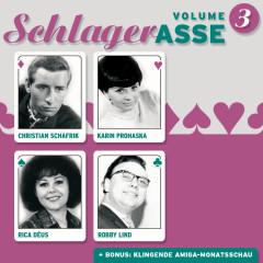 Schlager-Asse 3 - Déus / Prohaska / Lind / Schafrik - Various Artists