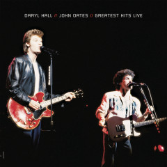 Greatest Hits Live - Daryl Hall & John Oates