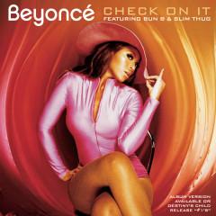 Check On It (Remix 5 Pak) - Beyoncé, Bun B, Slim Thug