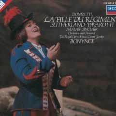 Donizetti: La Fille du Régiment - Dame Joan Sutherland, Luciano Pavarotti, Jules Bruyere, Eric Garrett, Spiro Malas