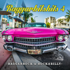 Raggarbilshits, Vol. 4 - Raggarrock & Rockabilly - Various Artists