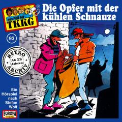 093/Die Opfer mit der kühlen Schnauze - TKKG Retro-Archiv