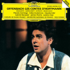 Jacques Offenbach: Les Contes d'Hoffmann (Highlights) - R.T.F. National Orchestre, Seiji Ozawa