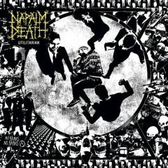 Utilitarian (Bonus Track Version) - Napalm Death