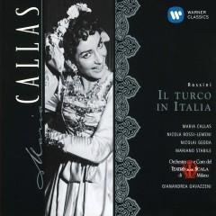 Rossini Il turco in Italia - Maria Callas, Nicola Rossi-Lemeni, Gianandrea Gavazzeni, Franco Calabrese, Nicolai Gedda