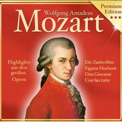 Mozart: Highlights aus den großen Opern - Various Artists