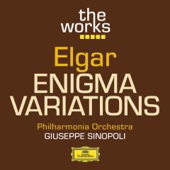 Elgar: Enigma Variations - Philharmonia Orchestra, Giuseppe Sinopoli